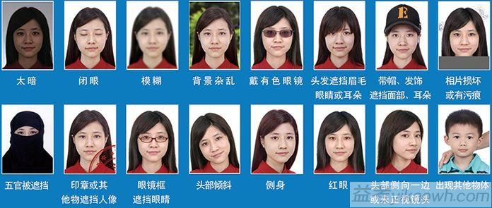 四川音乐学院2017年省外招生网上报名系统头像照片规格要求